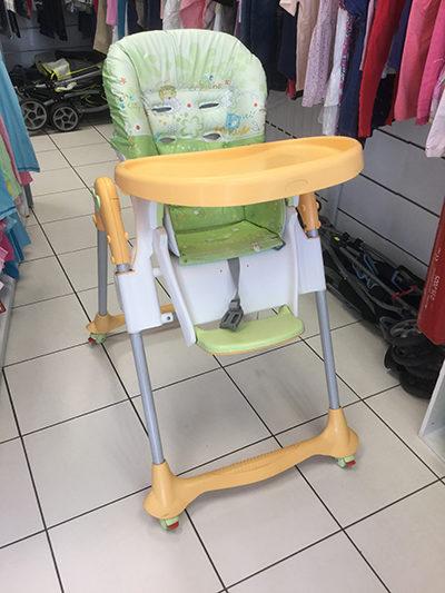 Chaise-haute de Bébé