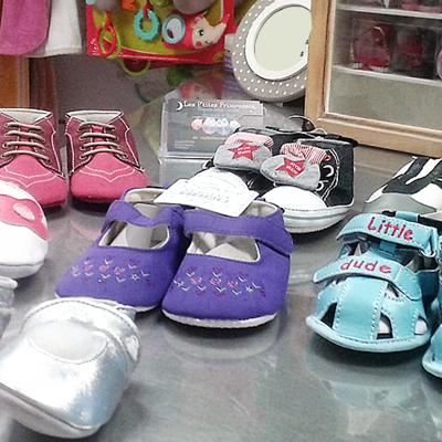 Chaussures Les P'tites Frimousses