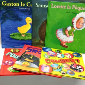 Livres Les P'tites Frimousses